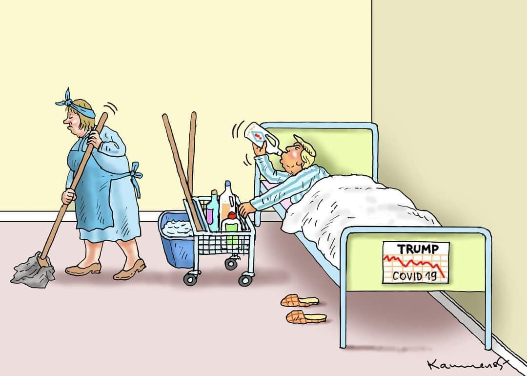 Трамп & Ковид