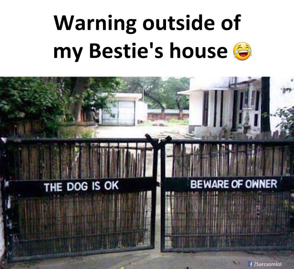 Кучето си е ок, пазете се от собственика