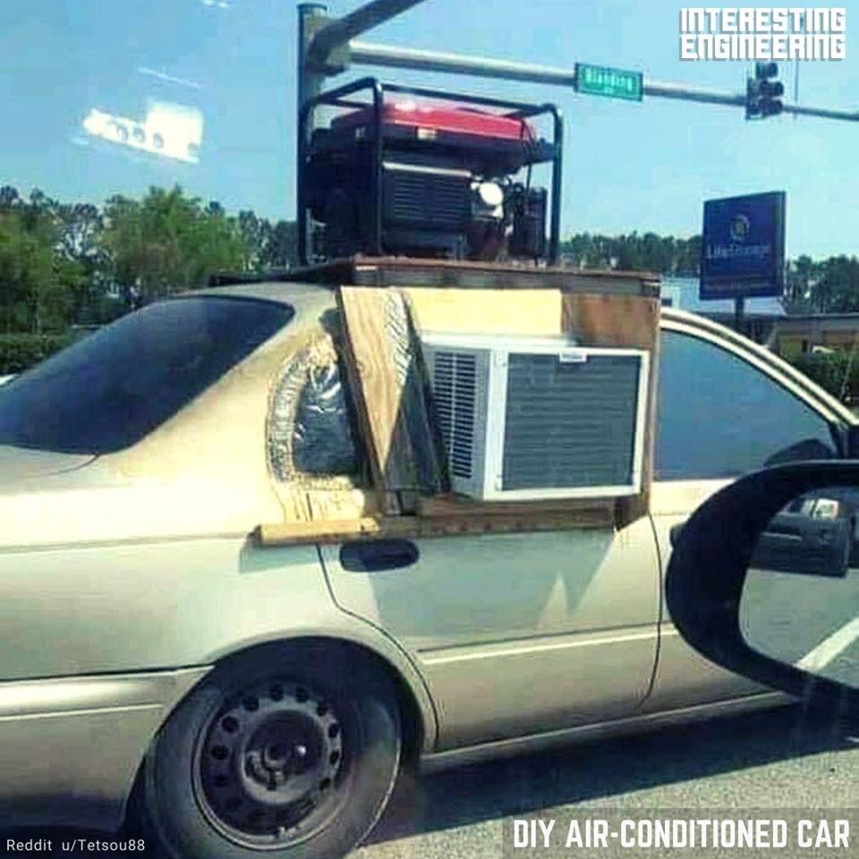 Направи си сам климатиктроник