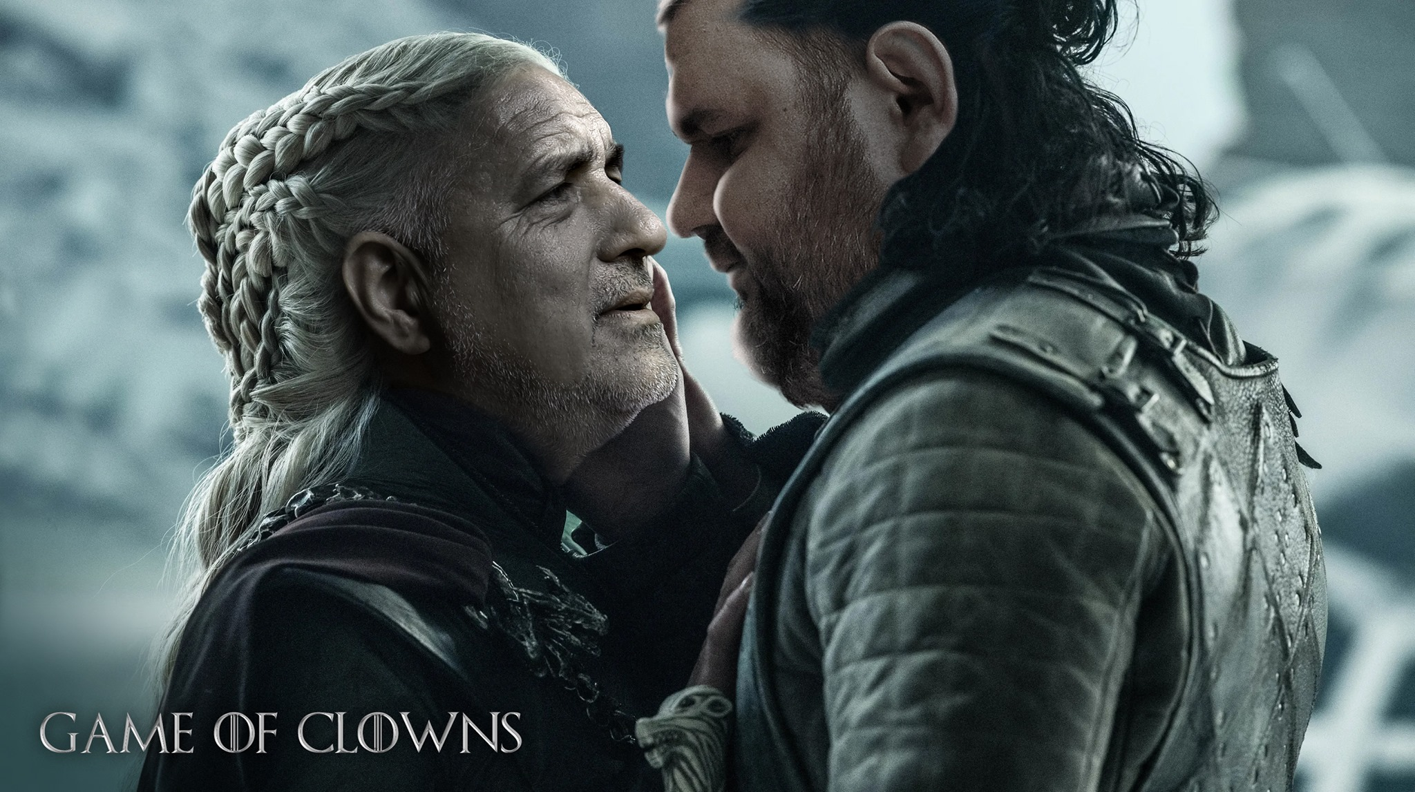 Game of clowns