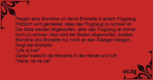Zwei Blondinen Eine Brünette