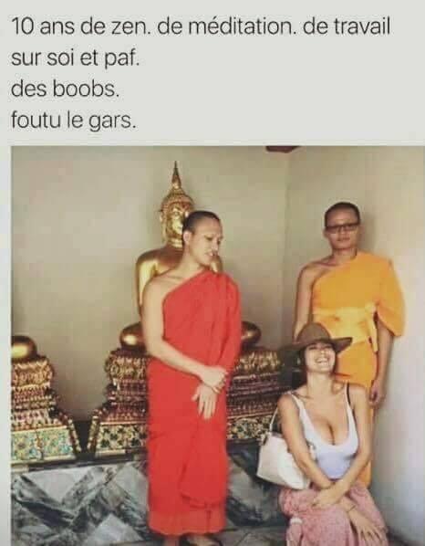 10 ans de zen.