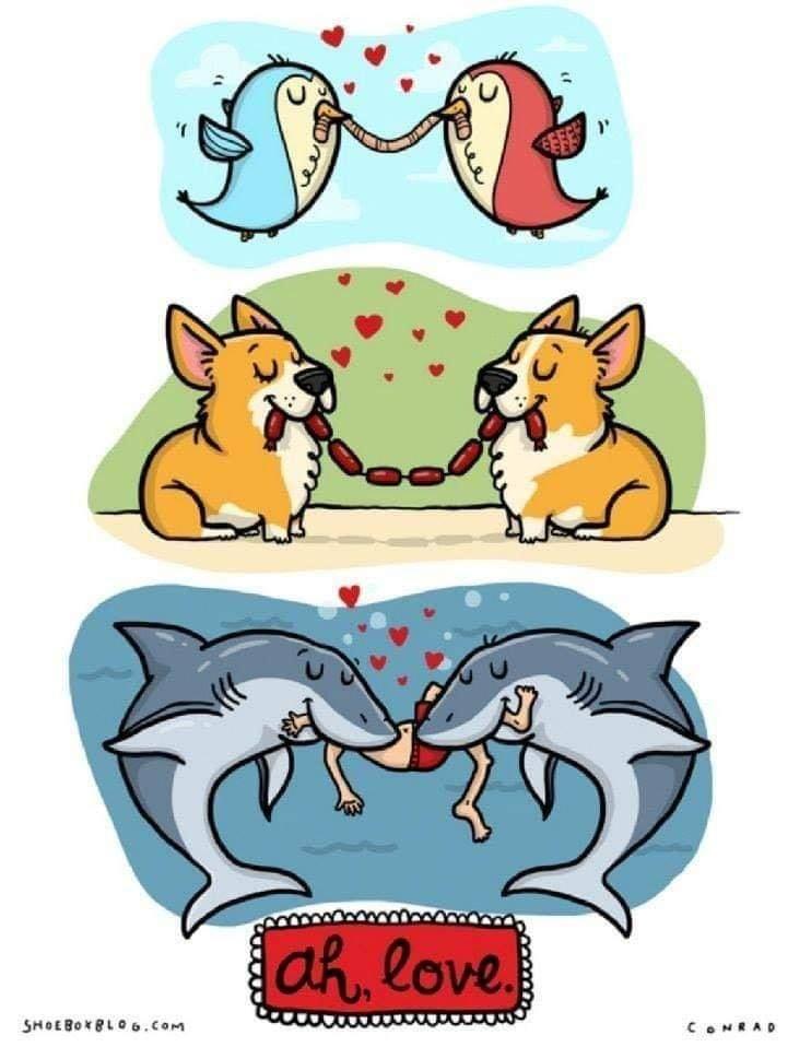 Ahh Love