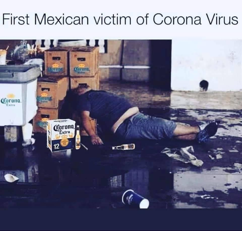 First Mexican victim of Corona Virus