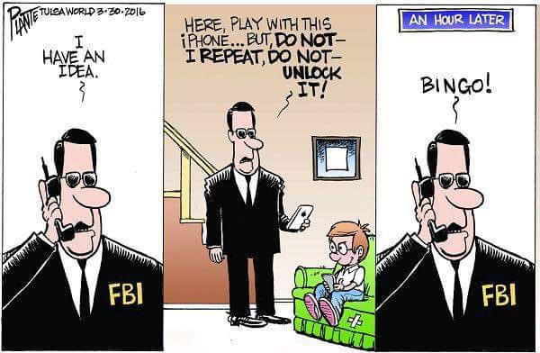 How the FBI unlocked that iPhone