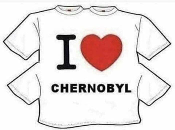 I love Chernobil