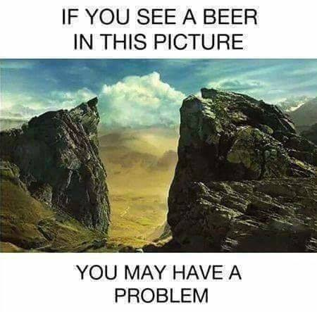 If  you see a beer in this picture