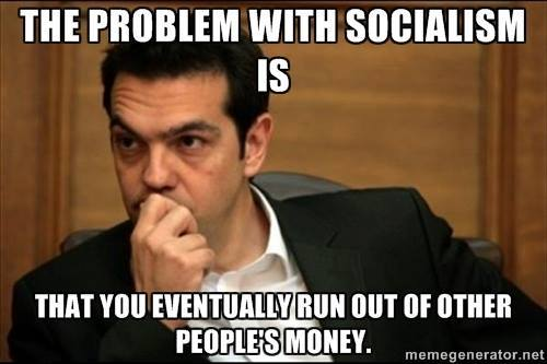 The Problem With Socialism Is