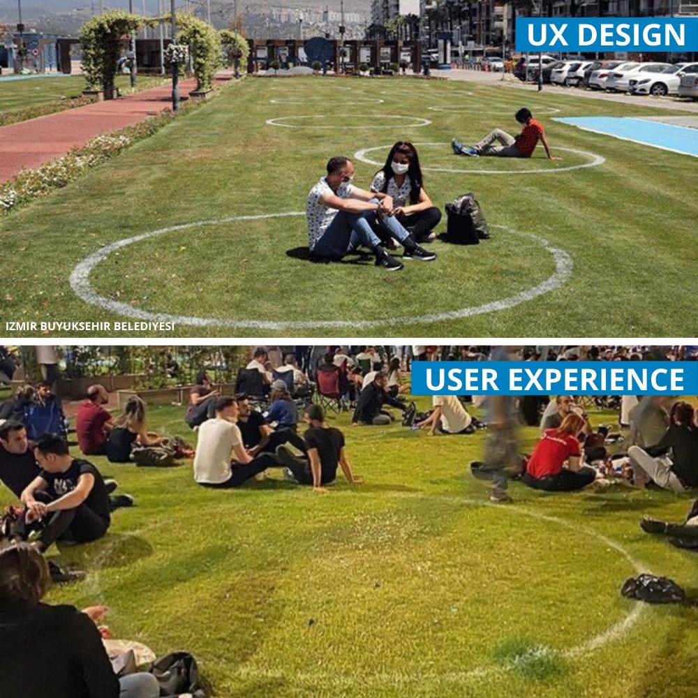 Ux Design Vs User Experience