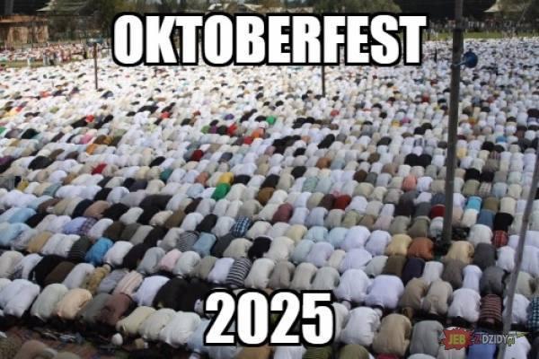 Oktoberfest 2025